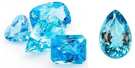 Piedra aguamarina. Características, usos y propiedades.