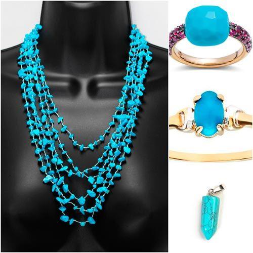 joyas con turquesas, comprar joyas, joyeria