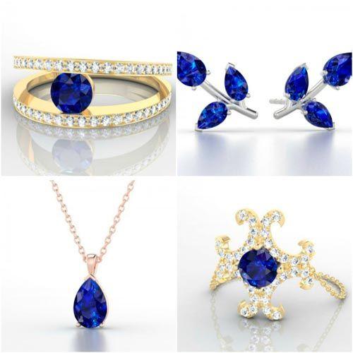 comprar joyas con zafiros azules