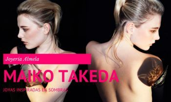 Joyas Místicas Inspiradas en Sombras. Maiko Takeda.