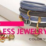 Pulseras de Abalorios Endless Jewelry.