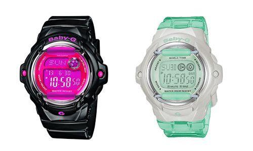 comprar reloj casio baby g
