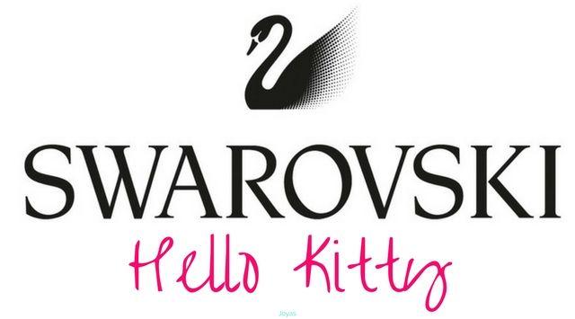 Joyas Swarovski Hello Kitty un regalo original.