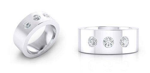Cambiar el tamaño a un anillo. Qué puede salir mal?