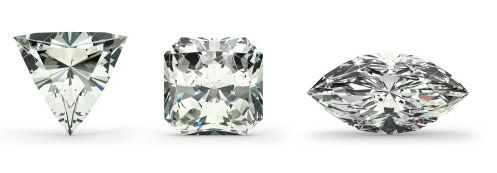 tipos de corte de diamantes