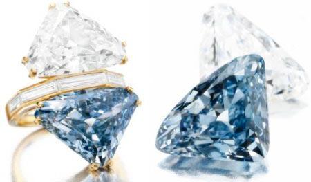 anillo de diamantes bulgari