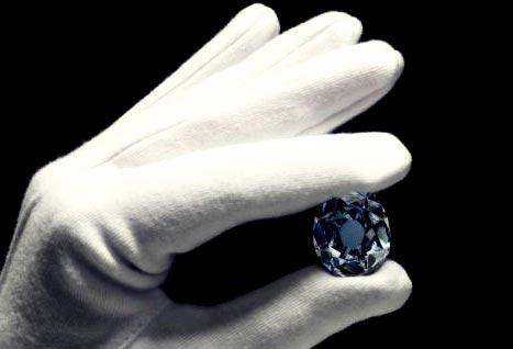 el diamante azul más caro del mundo wittelsbach graff