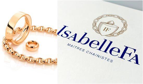 Joyas IsabelleFa Jewellery – Alta Joyería femenina.