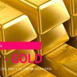 Las aleaciones del Oro y su color en Joyería.