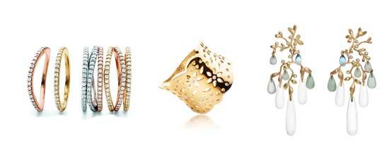 anillos de oro, joyas de oro