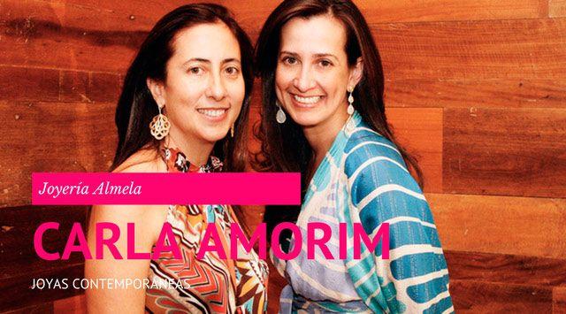 Joyas contemporáneas Carla Amorim.