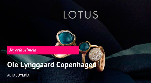 Alta Joyería Ole Lynggaard Copenhagen.