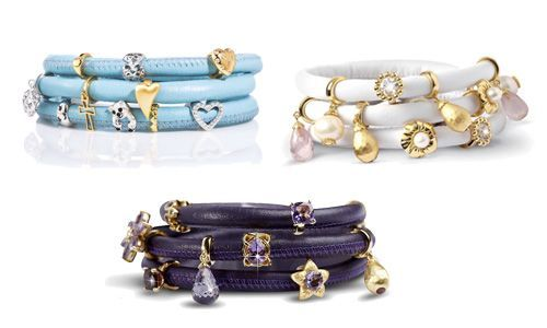 pulseras de plata con abalorios endless jewerly