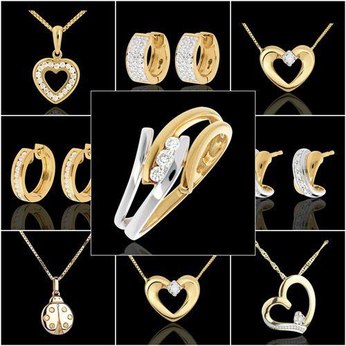 imagenes de joyas de oro amarillo