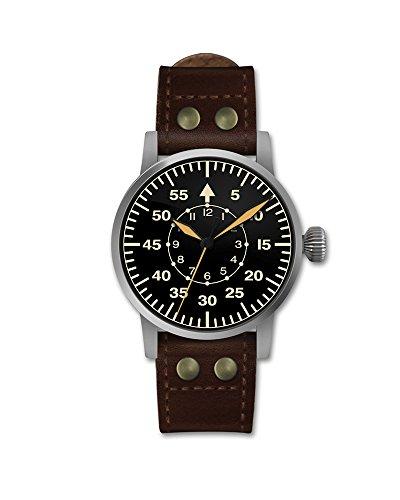 Reloj Wartime Luftwaffe (Réplica histórica modelo B-Uhren aviación alemana II Guerra Mundial)